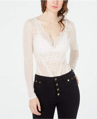 GUESS Sariyah Lace Bodysuit