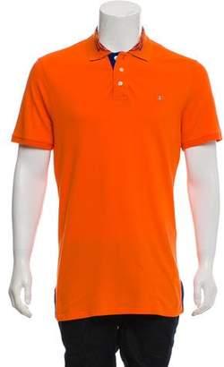 Just Cavalli Short Sleeve Polo Shirt