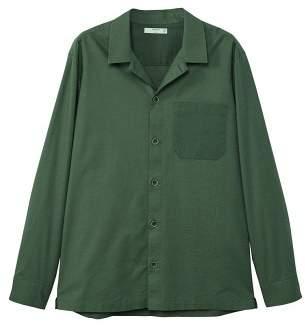 Mango man MANGO MAN Regular-fit camp-collar shirt