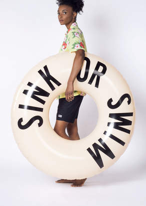 ban.do Sink Or Swim Innertube | Wildfang - Sink Or Swim Innertube - PINK - OS