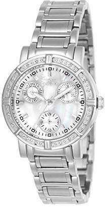 Invicta 4718 Women's 4718 II Collection Limited Edition Diamond Chronograph Watch