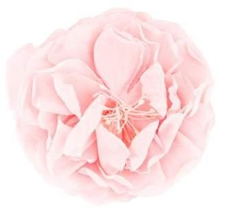 Gucci Small Silk Flower Brooch