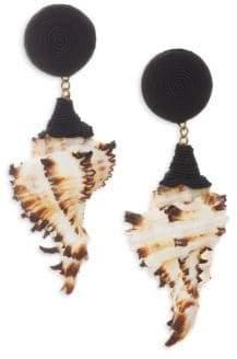 Ophelia Shell Earrings
