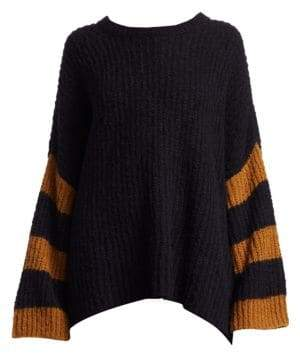 A.L.C. Lorenzo Striped Sweater