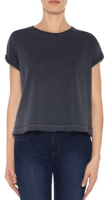 Women's Joe's Hunter Crop Tee $68 thestylecure.com