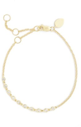 Women's Meirat Diamond Bracelet $775 thestylecure.com