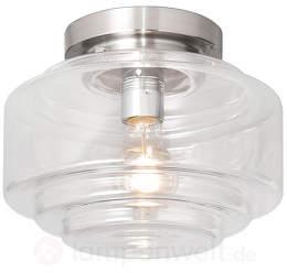 Cambridge - Deckenlampe mit schönem Glasschirm