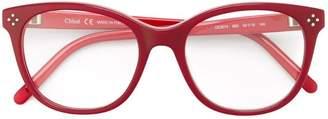 Chloé Eyewear oval glasses