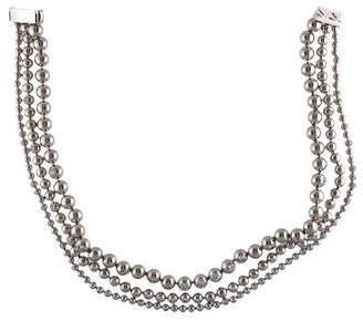 Cartier Perles de Diamants Choker Necklace