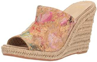 Johnston & Murphy Women's Myrah Espadrille Wedge Sandal