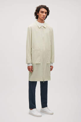 Cos SHEER TECHNICAL MAC COAT