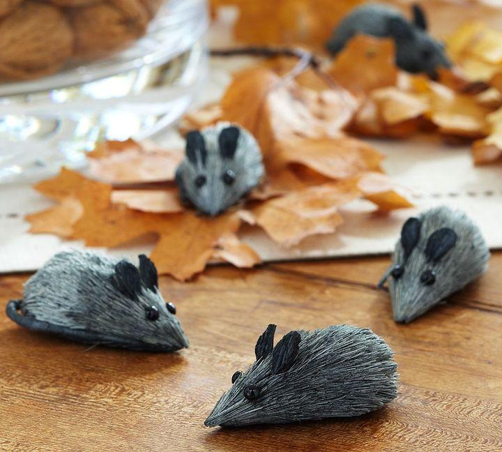 Mini Sisal Rat Vase Filler