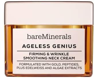 bareMinerals R) Ageless Genius Firming & Wrinkle Smoothing Neck Cream