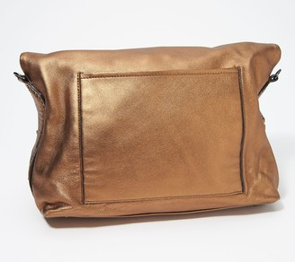 Aimee Kestenberg Lamb Leather Crossbody - W. 33rd
