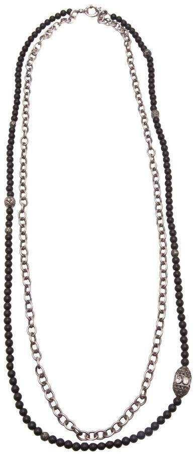 F.L.P. Diamond necklace