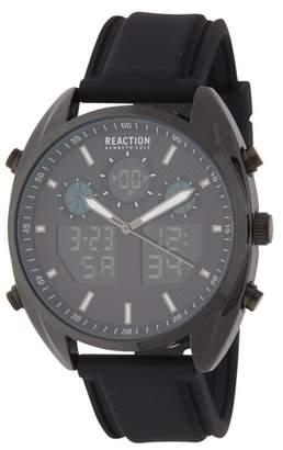 Kenneth Cole Reaction Men's Digital Analog Quartz Watch, 45mm