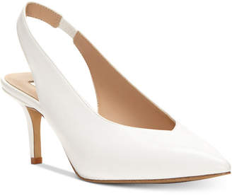 INC International Concepts I.n.c. Women's Varinaa Slingback Pumps, Created for Macy's Women's Shoes