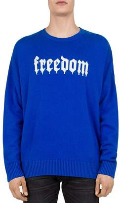 The Kooples Freedom Wool & Cashmere Sweater