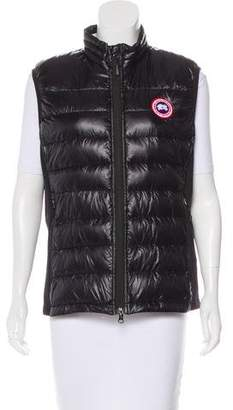 Canada Goose Lightweight Quilted Vest
