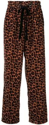 Antik Batik Gart straight-leg trousers