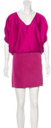 Diane von Furstenberg Edna Silk Dress