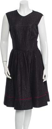 Sophie Theallet Silk Dress w/ Tags