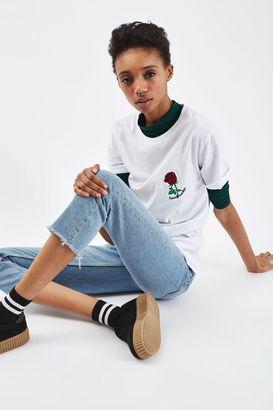Tall heartbreaker motif t-shirt $40 thestylecure.com