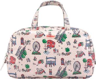 Cath Kidston Small London Spots Classic Wash Bag