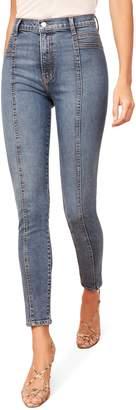 Reformation Suzie Skinny Jeans