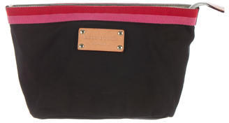 Kate SpadeKate Spade New York Stripe-Accented Cosmetic Pouch