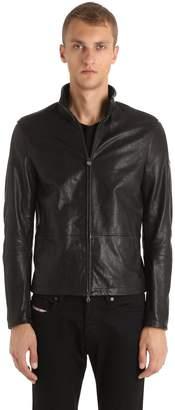 Daniel Craig Nappa Leather Jacket