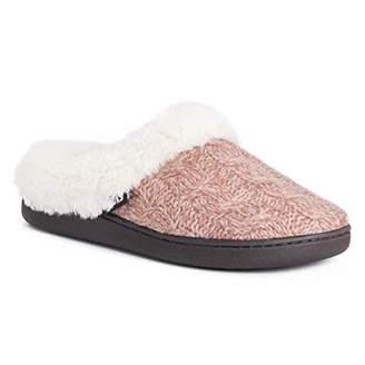 Muk Luks Women's Suzanne Clog Slippers