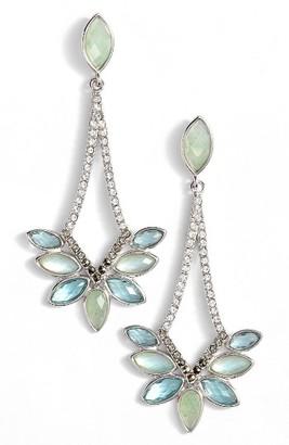 Women's Judith Jack Lakeside Drop Earrings $150 thestylecure.com
