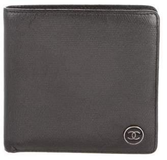 Chanel Sevruga CC Wallet