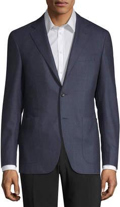 Canali Silk Sport Jacket