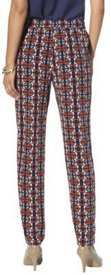 Merona Women's Drapy Pant -Multicolor Print