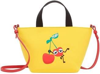 Fendi cherry shoulder bag