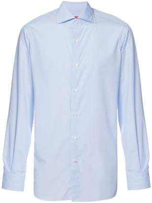 Isaia classic long sleeve shirt