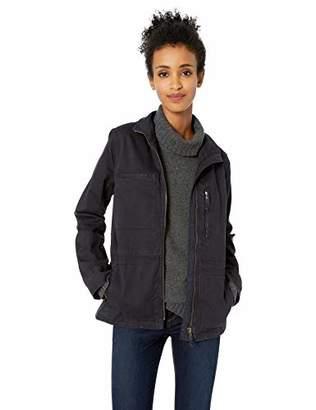 Daily Ritual Women's Military Cargo Jacket
