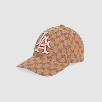 Gucci Baseball hat with LA AngelsTM patch