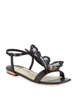 Sophia Webster Riva Flat Butterfly Sandals