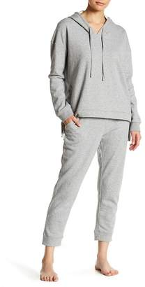 Free Press Pull-On Fleece Jogger Pants