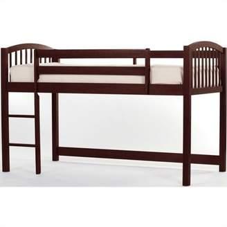 LOFT NE Kids School House Twin Junior Bed in Cherry