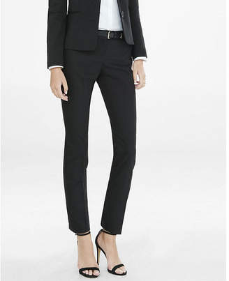 Express Low Rise Columnist Ankle Pant $79.90 thestylecure.com