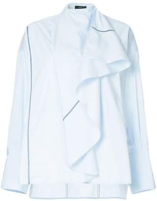 Ellery richter drape front top