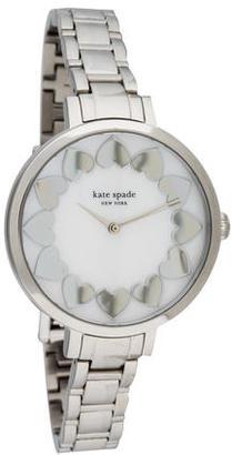Kate Spade New York Gramercy Watch $95 thestylecure.com
