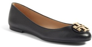 Women's Tory Burch Claire Ballerina Flat $258 thestylecure.com