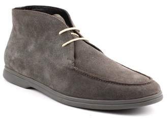 MODERN FICTION Diction Suede Moc Toe Boot