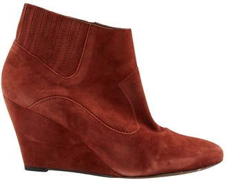 BA&SH Bash Other Suede Ankle boots