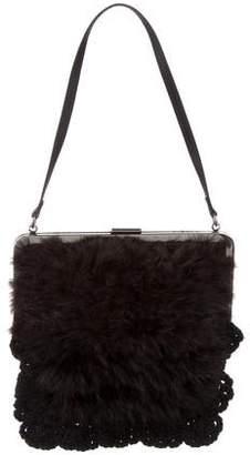 Dolce & Gabbana Mink Handle Bag
